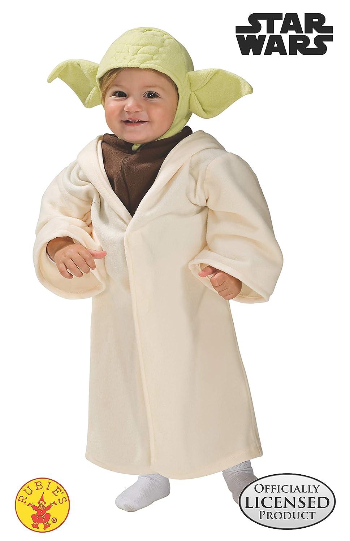 Rubies Disfraz infantil de Star Wars Yoda