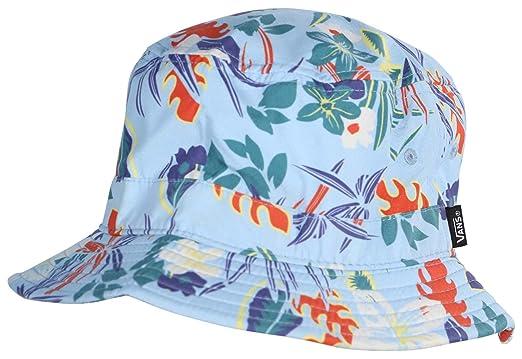 5fb00ebcf7b Vans Undertone Hawaiian Print Bucket Hat (Small Medium) at Amazon ...