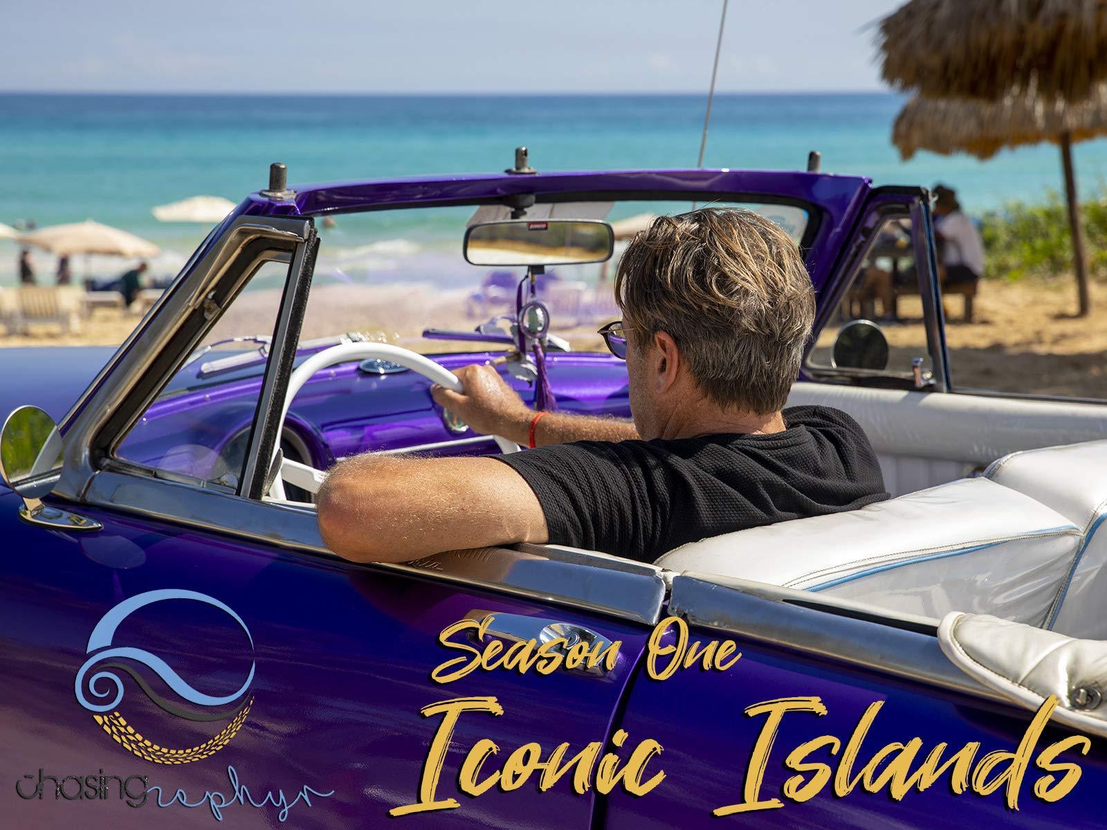Chasing Zephyr: Iconic Islands - Season 1