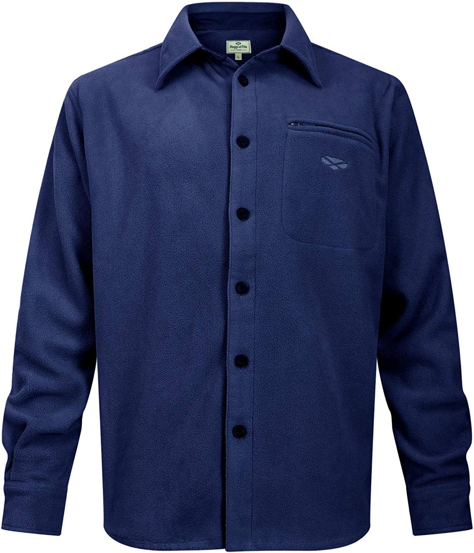 Hoggs of Fife Highlander Microfleece Shirt