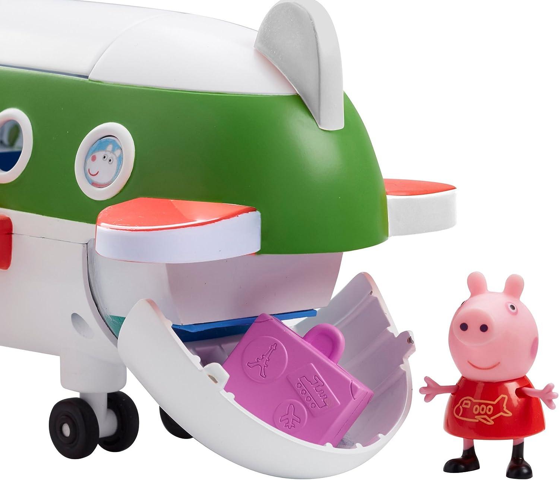 """Peppa Pig 06227 /""""Air Peppa Jet/"""" Figure"""