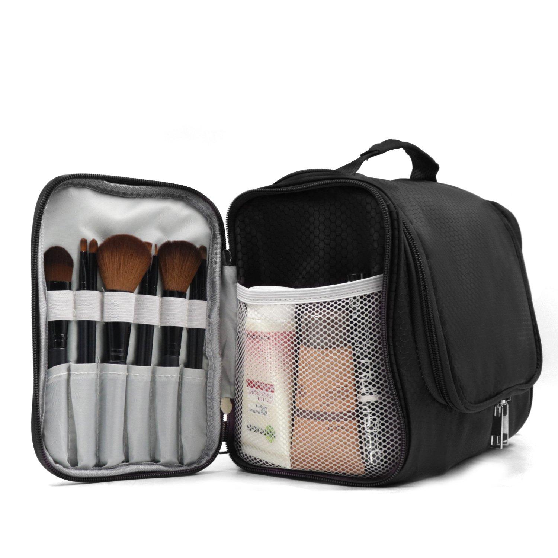 Extra Large Capacity Hanging Toiletry Bag for Men /& Women Sturdy Metal Hook Organizer Makeup Bag Lightweight Dopp kit Shaving Bag Portable Waterproof Bathroom Shower Bag