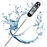 Digitale keukenthermometer, lang monster vleesthermometer, grillthermometer, thermometer met instant read-out voor…