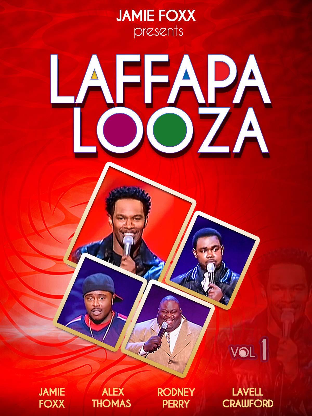 Laffapalooza Vol.1