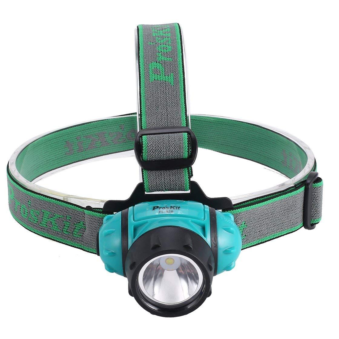 Nueva Pro'sKit FL-528 LED Linterna Linterna Reparació n Automá tica Herramienta Taller Ajustable Iluminació n Portá til Lá mpara de Luz de Trabajo Laurelmartina