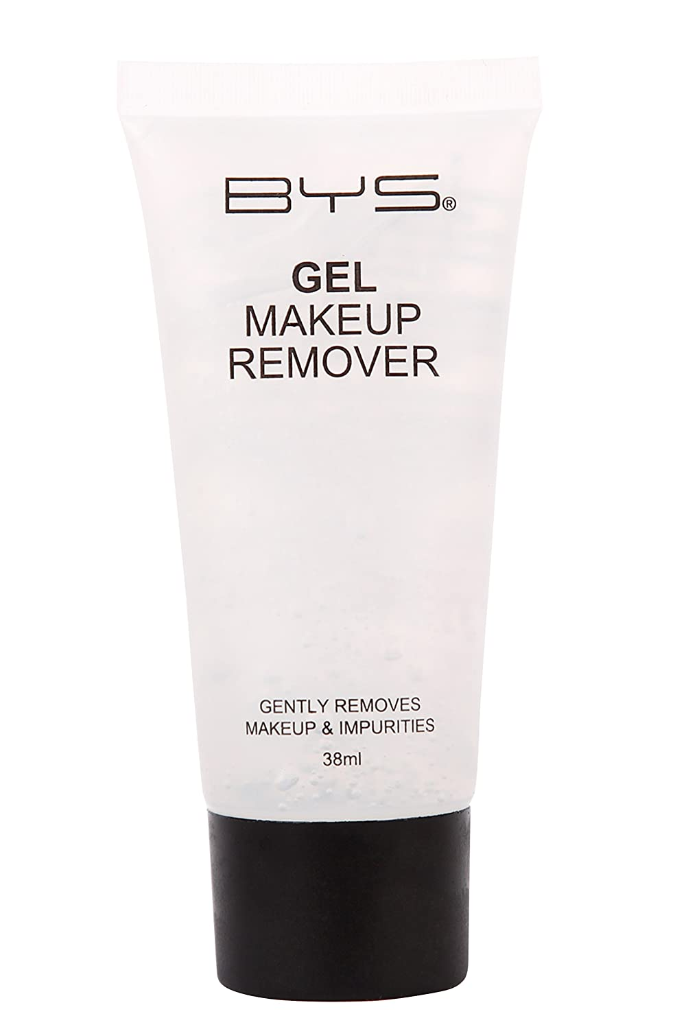 BYS Makeup Remover Gel - Gently Removes Makeup and Impurities, Paraben Free, gel-like formulation is gentle and leaves skin feeling soft, clean and refreshed, 38ml