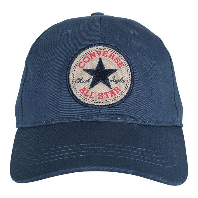 Converse - Gorra de béisbol - para Hombre Azul All Star Navy Talla ...