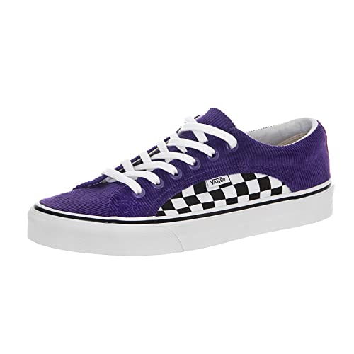 ee28a60d08f7 Vans - Sneakers - UA LAMPIN - Checker - Corduroy - Blue  Amazon.co ...
