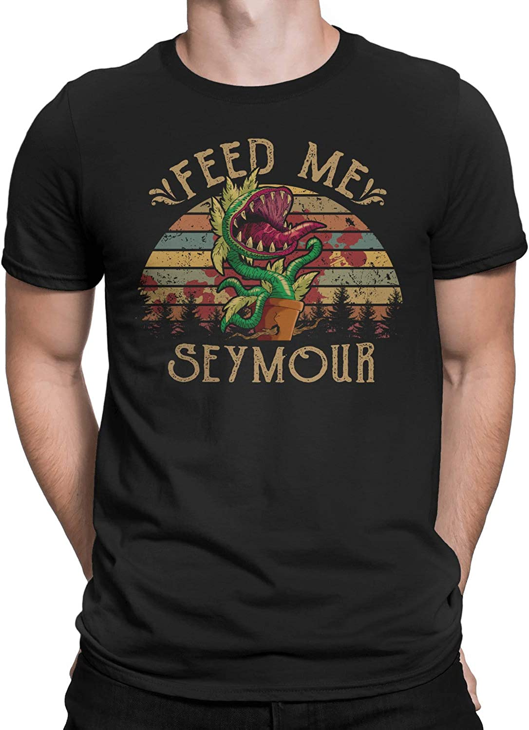 Zoko Apparel Suddenly Seymour Ugly Christmas T-Shirt