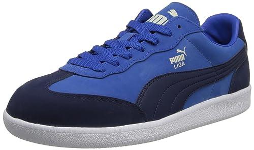 uk availability 37cd7 fe054 Puma Liga camoscio Scarpe Fashion, Sneaker Uomo, Taglie ...