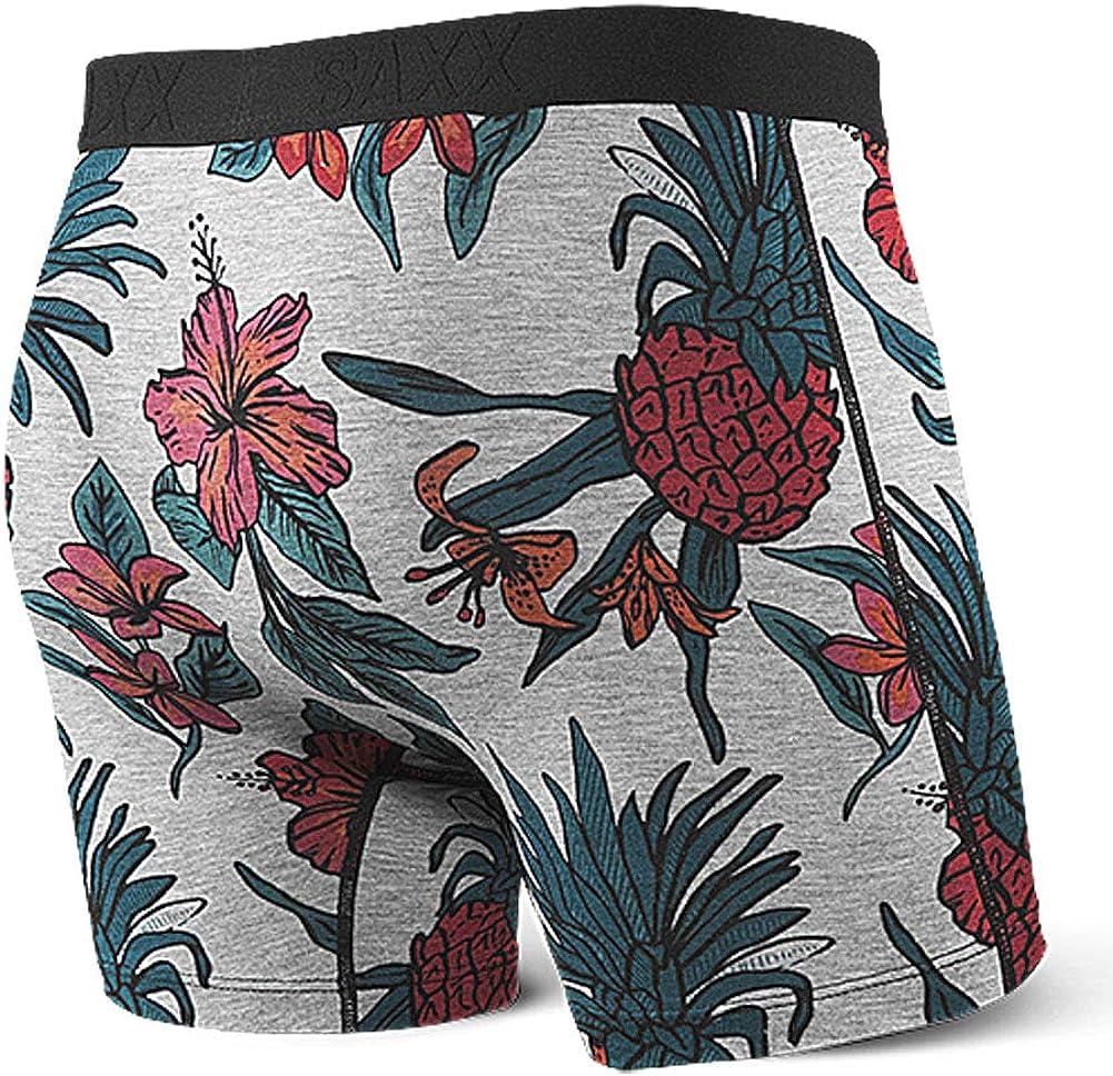 Boxer Briefs Ultra Underwear Boxer Briefs with Builtin Ballpark Pouch Support Boxer Briefs SAXX Underwear Co
