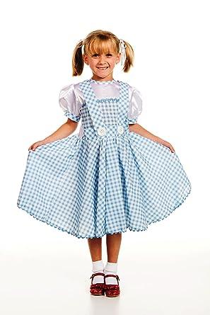 8223df1eb1906 Amazon.com: Dorothy Wizard of Oz Costume: Toys & Games