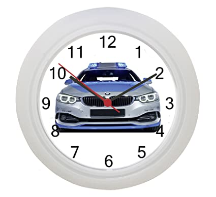 2013 BMW reloj de pared