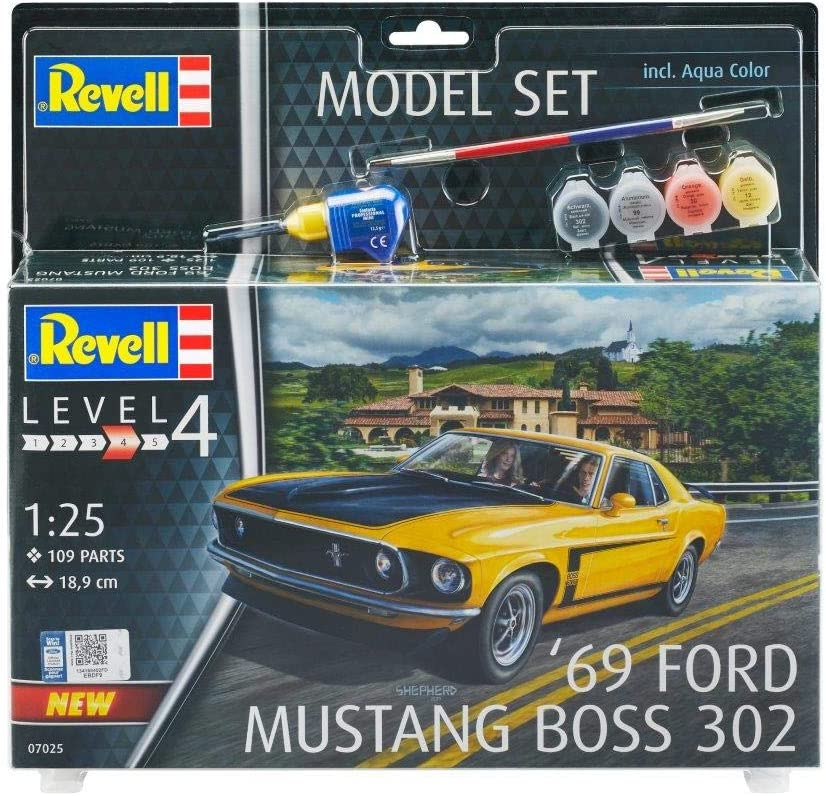 Revell RV67025 Model kit