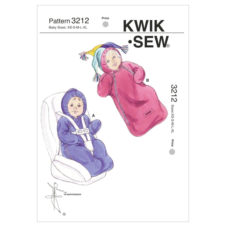 Atemberaubend Kwik Sew Muster Ideen - Strickmuster-Ideen ...