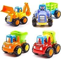 Zitto Unbreakable Automobile Car Toy Set
