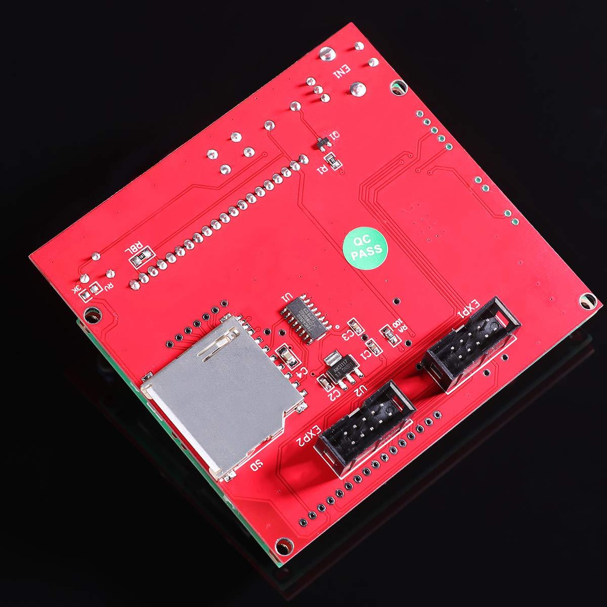 ueetek LCD 12864 Intelligent Indicadores de la pantalla regulador ...