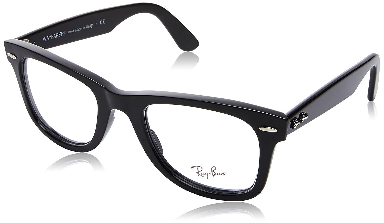 b55a77e0e3d Ray-Ban Unisex Adults  0RX 4340V 2000 50 Optical Frames