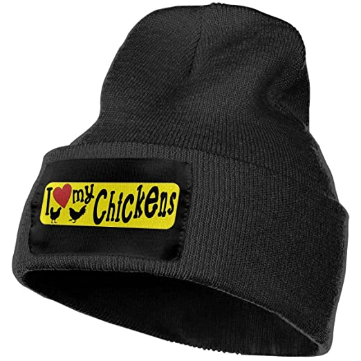 4c453b5c847 Image Unavailable. Image not available for. Color  Beanie Hat Knit Hat Cap  I Love My ...
