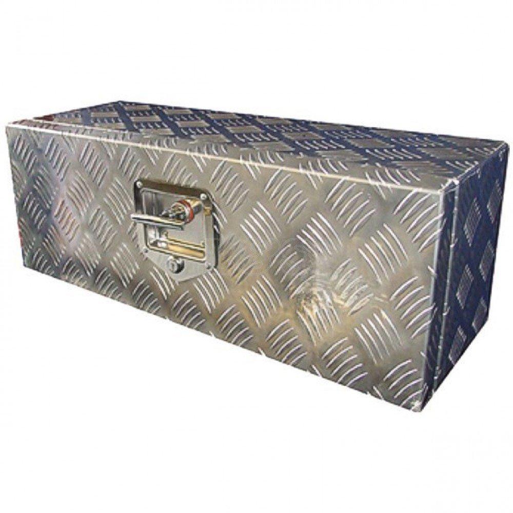 Aluminium Tool Storage Box to suit Ifor Williams Trailers L&S Engineers
