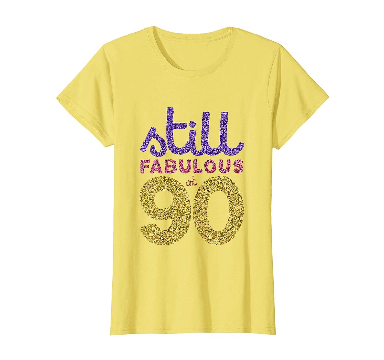 Amazon 90th Birthday Shirt Womens Gift Funny 90 Year Old Grandma Clothing