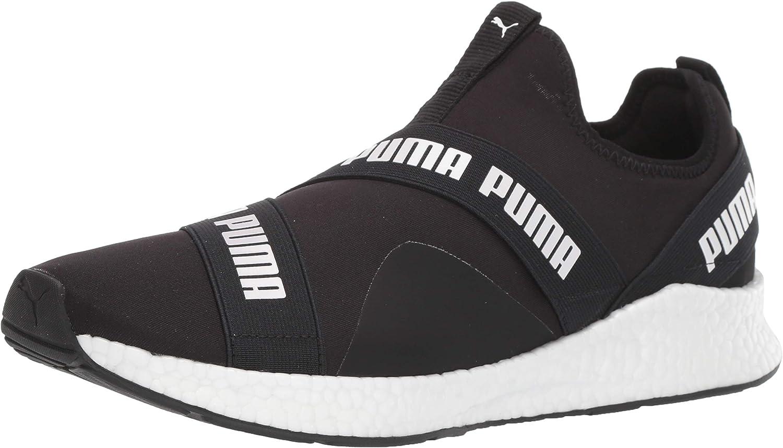 PUMA Men's NRGY Star Slip-ON Sneaker