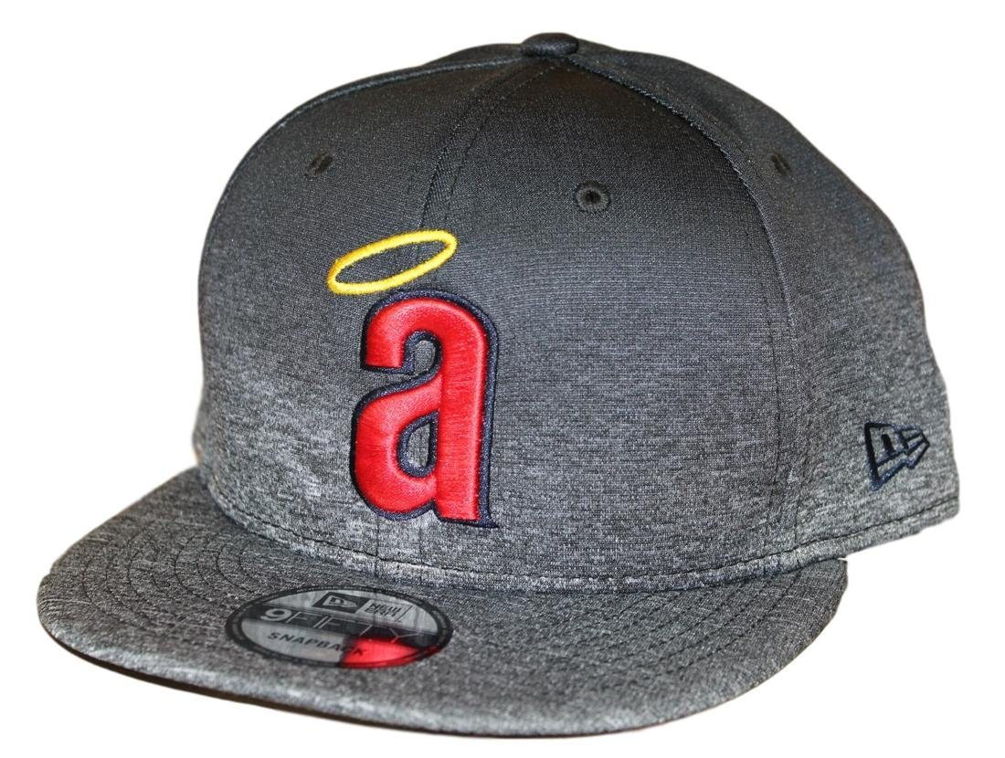 Amazon.com   New Era California Angels 9FIFTY MLB Cooperstown Shadow Fade Snapback  Hat   Sports   Outdoors d0a8f415be4a
