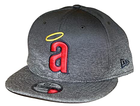 cheap for discount c2db2 e5a70 Image Unavailable. Image not available for. Color  New Era California  Angels 9FIFTY MLB Cooperstown Shadow Fade Snapback Hat