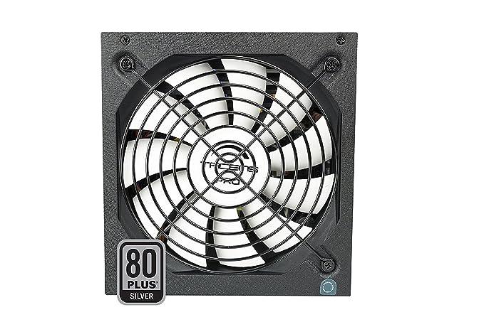 9 opinioni per Tacens 1RVIIAG700- Alimentatore per PC, 700W, PFC Attivo, ATX, Ventilatore 14cm,