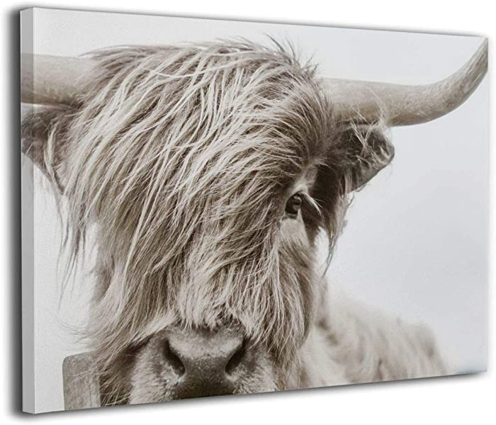 Top 10 Charging Bull Canvas Print Office Decor Pop