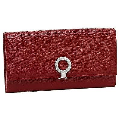 326012f3aede (ブルガリ) BVLGARI ブルガリ 財布 BVLGARI 33889 BVLGARI BVLGARI 長財布 RUBY RED [並行