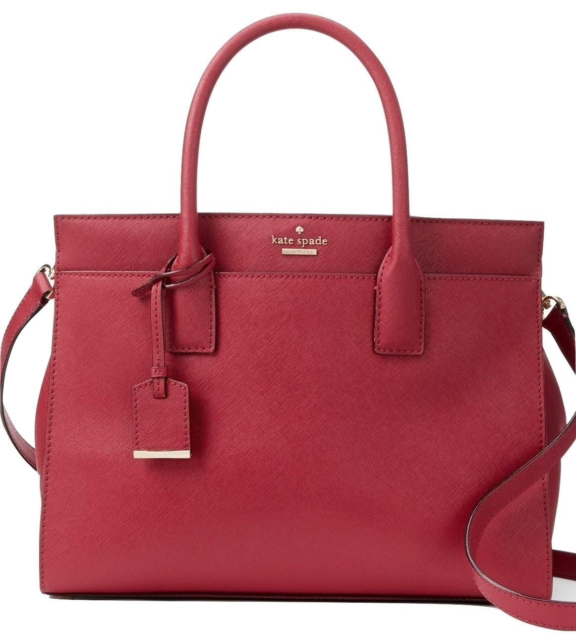 Kate Spade New York Cameron Street Candace Satchel Bag (Tempranillo)