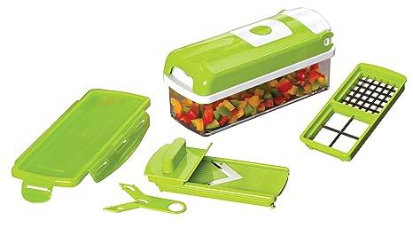Amazon.com: Un segundo Slicer, Verde: Kitchen & Dining