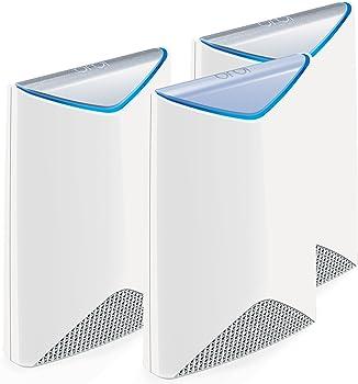3-Pack Netgear Orbi Pro AC3000 Business Mesh WiFi System