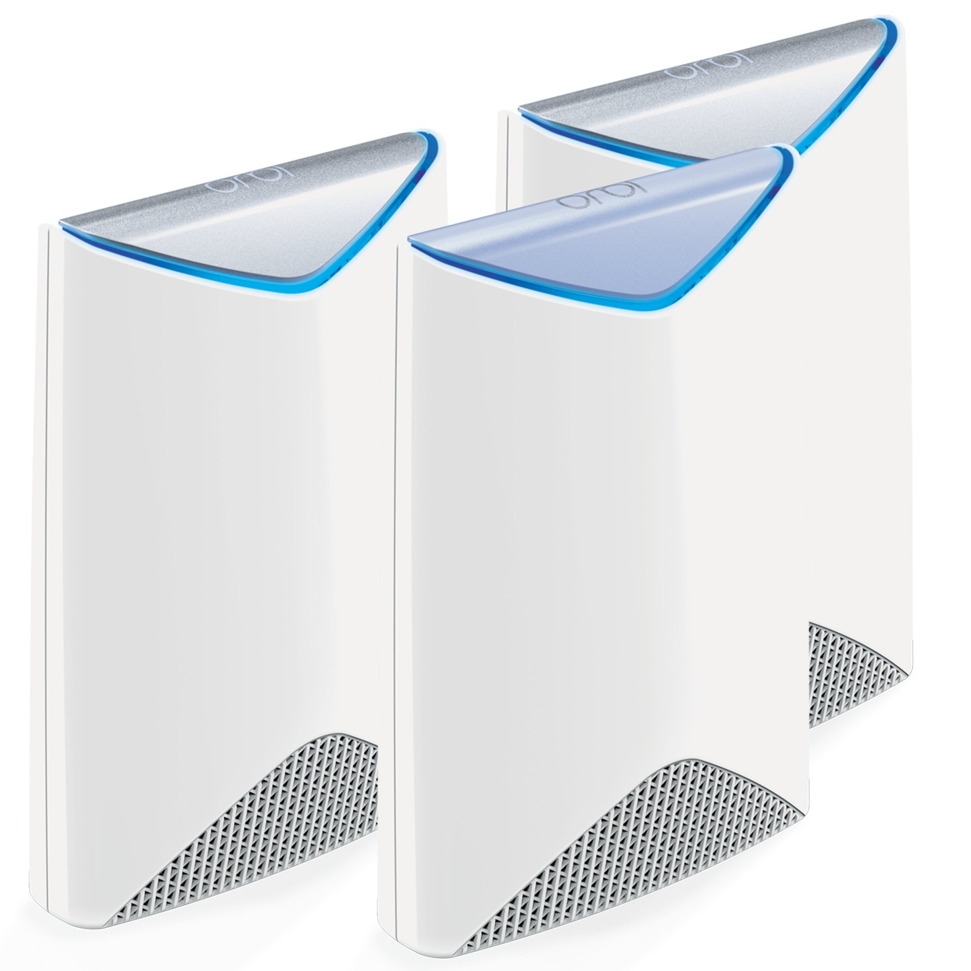 NETGEAR Orbi Pro AC3000 Business Mesh WiFi System, 3-Pack, Wireless Access Point (SRK60B03) by NETGEAR