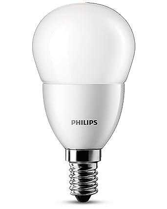 Philips LED Luster Light Bulb (E14 3 W) - Warm White