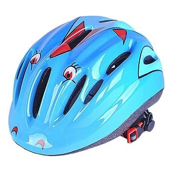 Cascos de seguridad para niños de Foxom para bicicleta, moto o patines,