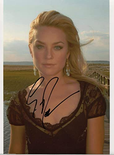 LAW /& ORDER Autograph 8x10 Color Photo-Elizabeth Rohm