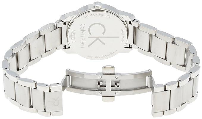 Amazon.com: Watch Calvin Klein City Lady K2g23126 Women´s Silver: Watches
