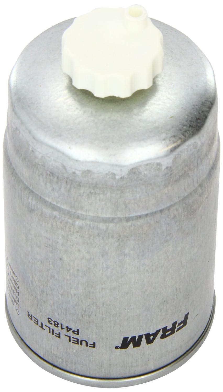 amazon com fram fuel filter p4183 automotive Fram Fuel Filter Assembly