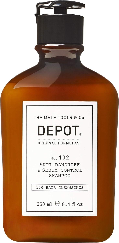 Depot AADS030 Shampoo Belleza y Cuidado Del Cuerpo PZ
