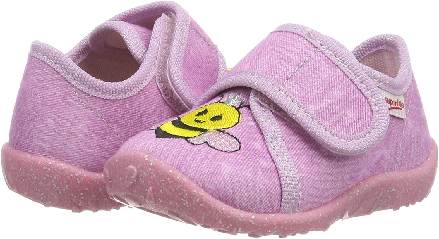 Chaussons Montants Fille Superfit Spotty