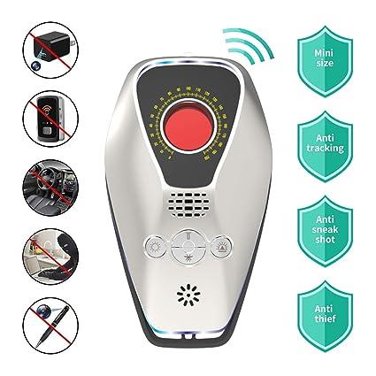Amazon.com: Detector de insectos RF detector de espías con ...