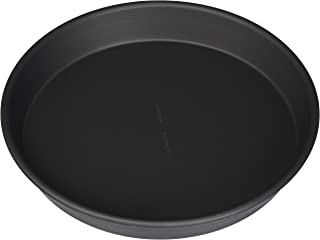 product image for LloydPans 10X1.5 inch, Pre-seasoned PSTK Deep Dish Pizza Pan, Dark Gray