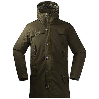 ea09a6f94 Bergans Harstad Insulated Jacket - Dark Olive - L - Mens warm ...