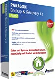 Paragon Backup & Recovery 12 Home
