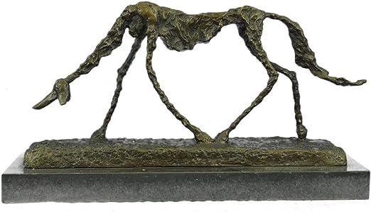 HandmadeEuropean Bronze Sculpture Gia Cometti