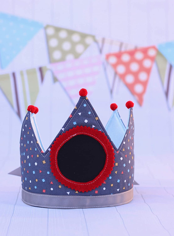 Corona cumpleaños niños y bebés adornos baby smash cake ...