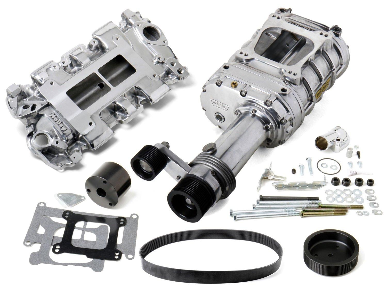 Weiand 77501 Street Supercharger Kit 7750-1