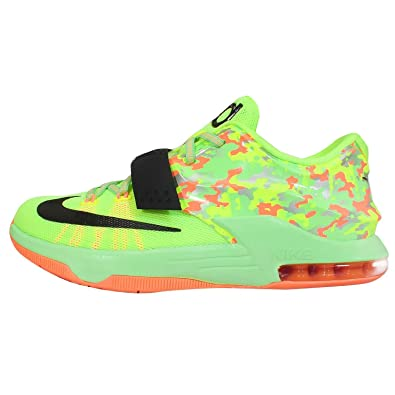 size 40 34c1e fe051 Amazon.com  Nike KD VII 7 GS Easter Kevin Durant Air Max Youth Boys Kids  Basketball Shoes 669942-304 (5.5Y)  Shoes